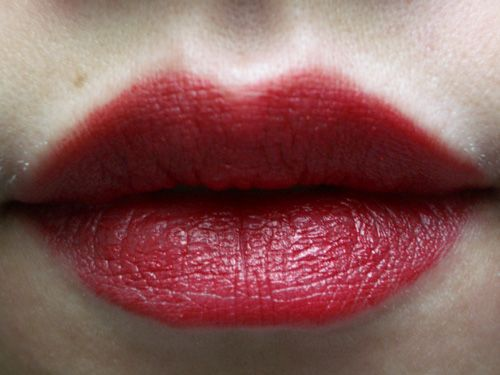 MAC Naughty Nauticals - Port Red [DISCONTINUED]