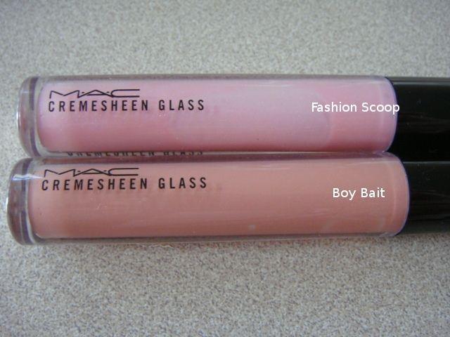 MAC Cremesheen Lipglass - Boy Bait