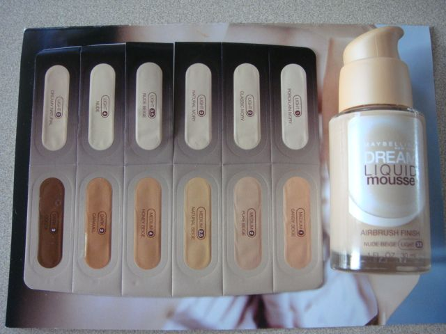 Maybelline Dream Liquid Mousse Reviews Photos