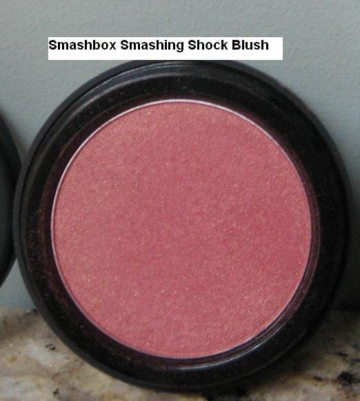 Smashbox Blush In Smashing Shock