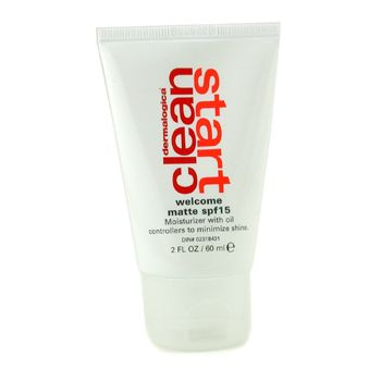 Dermalogica Clean Start Welcome Matte SPF15