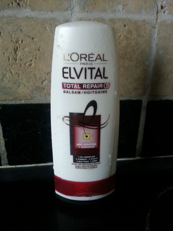 L'Oreal Elvive Total Repair 5 Restoring Creme Conditioner
