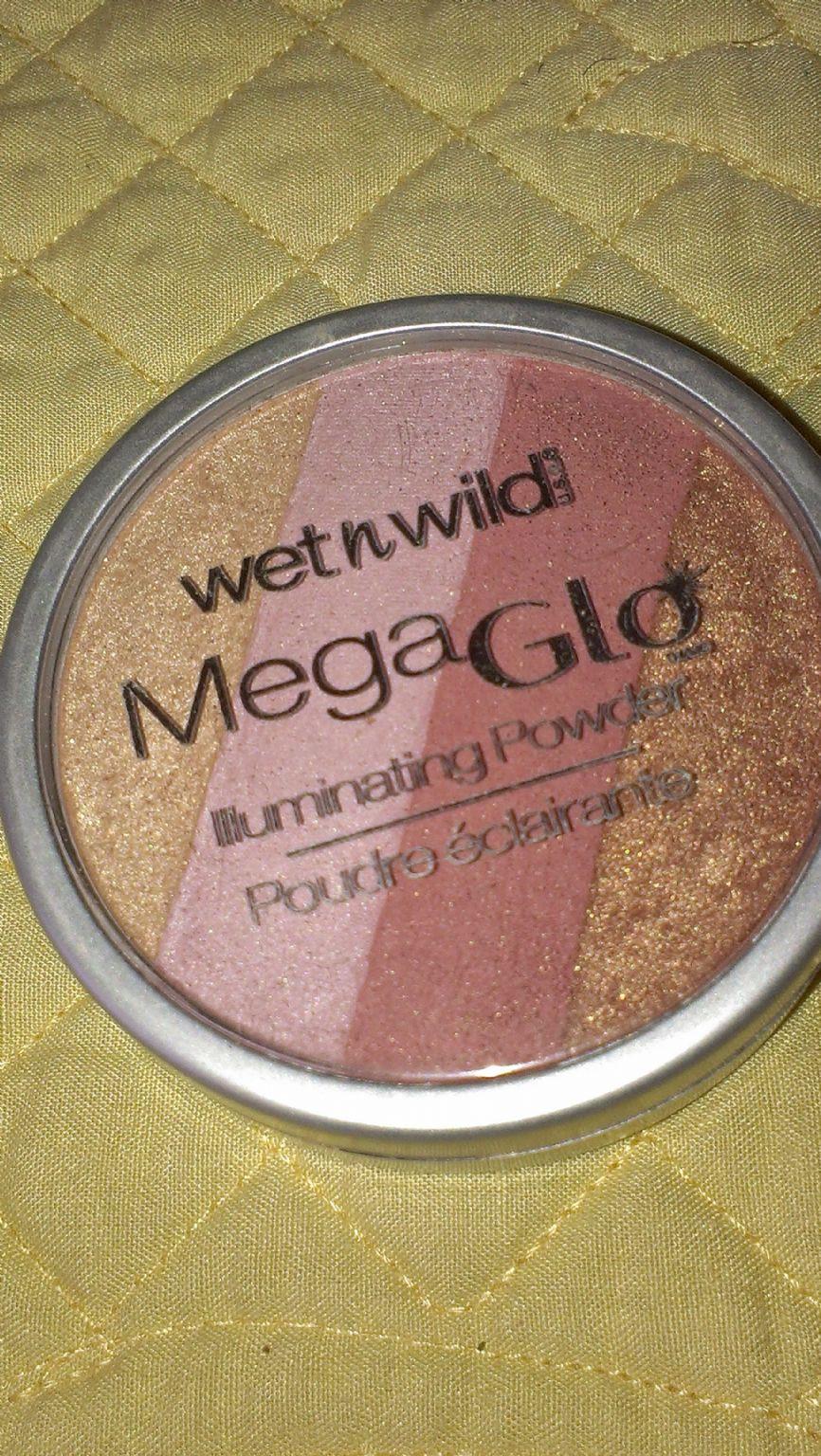 Wet 'n' Wild Mega Glo Illuminating Powder