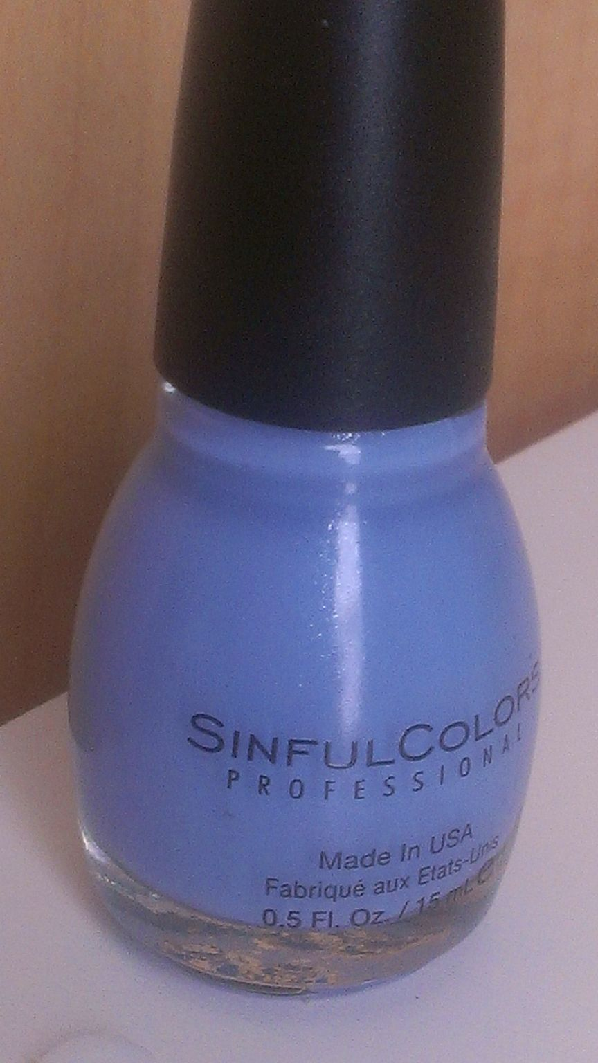 SinfulColors Violets Are Blue