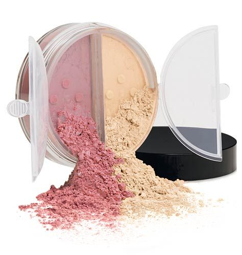 Avon Smooth Minerals - Blushing Sheerness Duo