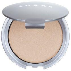 LORAC Perfectly Lit Oil-Free Luminizing Powder in Spotlight