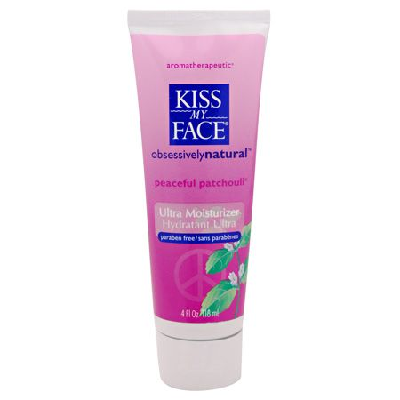 Kiss My Face Peaceful Patchouli  Moisturizer