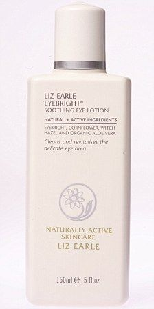 Liz Earle liz earle eyebright