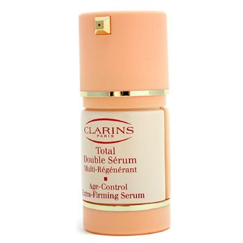 Clarins Total Double Serum multi-Regenerant Age Control Extra-Firming Serum