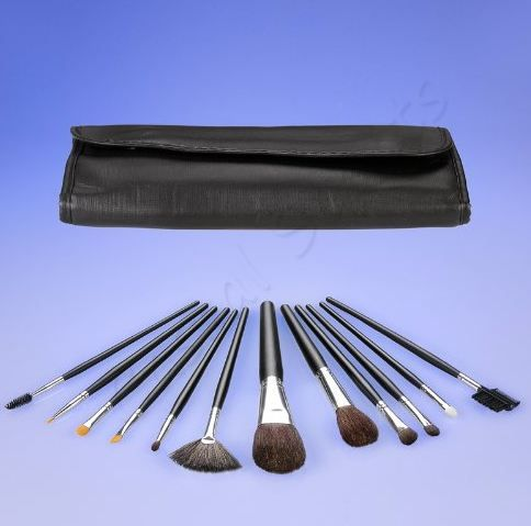Coastal Scents 13 Pc Brush Set