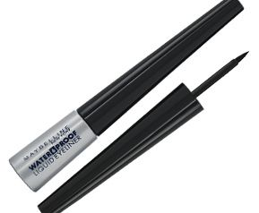 Maybelline Waterproof Liquid Eyeliner in Brown