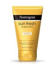 Neutrogena Sun Fresh