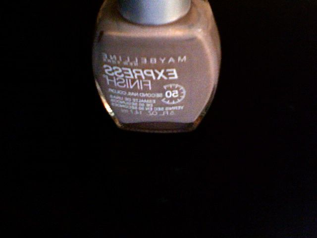 Maybelline Express Finish in Opti-Mis-Tic