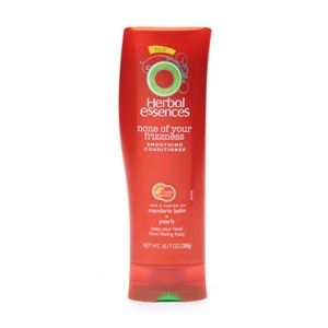 Clairol Herbal Essences None of Your Frizziness Conditioner