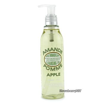 L'Occitane Almond Apple Cleansing Oil