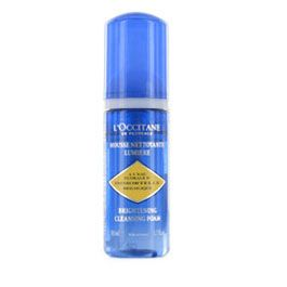 L'Occitane Immortelle Brightening Cleansing Foam
