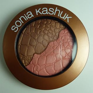 Sonia Kashuk Chic Luminosity Bronzer/Blush Duo in #53 Glow