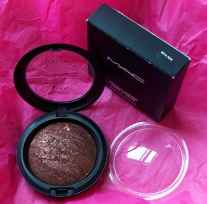 MAC Skinfinish-Metal Rock