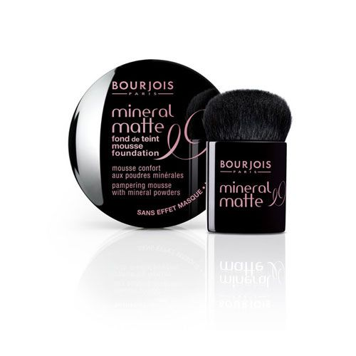 Bourjois Matte Mineral Foundation