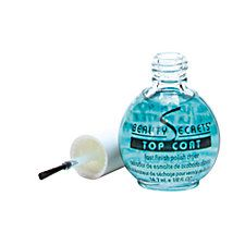 Beauty Secrets Top Coat - fast finish polish dryer