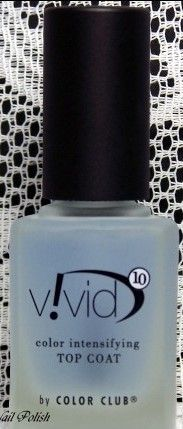 Color Club Vivid color intensifying top coat