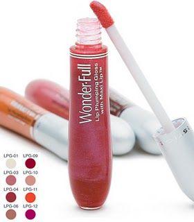 Prestige Wonder-Full lip plumping gloss with Maxi lip