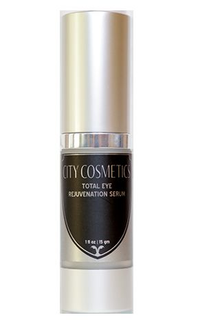 City Cosmetics Total Eye Rejuvenation Serum