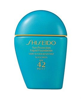 Shiseido  Sun Protection Liquid Foundation SPF 42 PA+++ [DISCONTINUED & REFORMULATED]