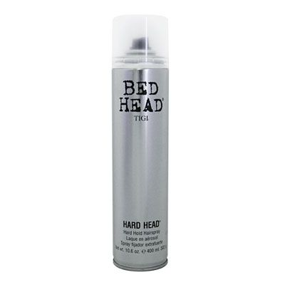 TiGi hard head hair spray