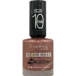 Rimmel Lasting Finish Nail Polish in #378