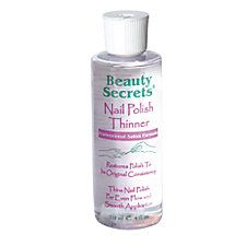 Beauty Secrets Nail Polish Thinner