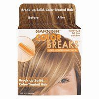 Garnier Color Breaks - light blonde to medium blonde