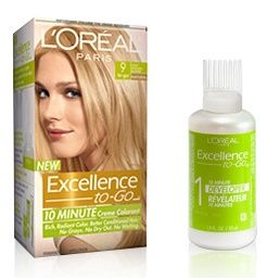L'Oreal Excellence To Go Hair Color