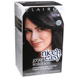 Clairol Nice n Easy - Gray Solution