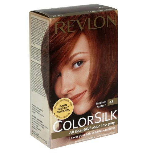 Revlon Colorsilk in Medium Auburn