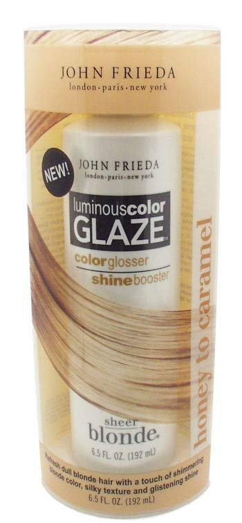 John Frieda Luminous Color Glaze in Sheer Blonde