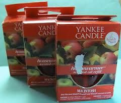 Yankee Candles MacIntosh Housewarmer