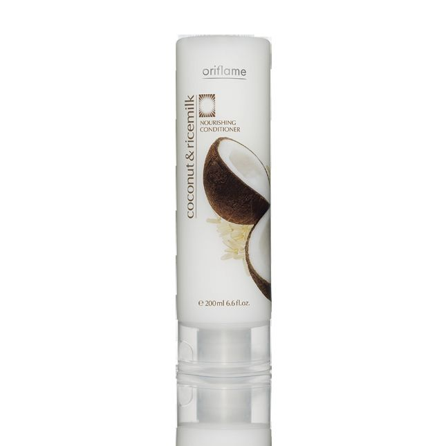 Oriflame Coconut & ricemilk nourishing conditioner