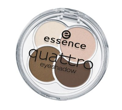 Essence Quattro Eyeshadow To Die For