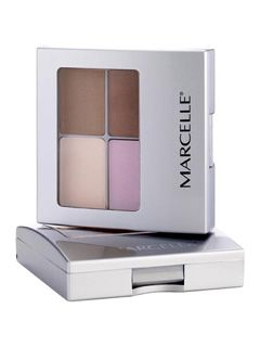 Marcelle Wet & Dry Eyeshadow Quad in Urban Chic