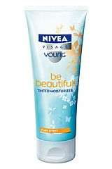Nivea Visage Young Be Beautiful Tinted Moisturiser