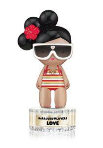 Coty Harajuku Lovers Sunshine Cuties Love