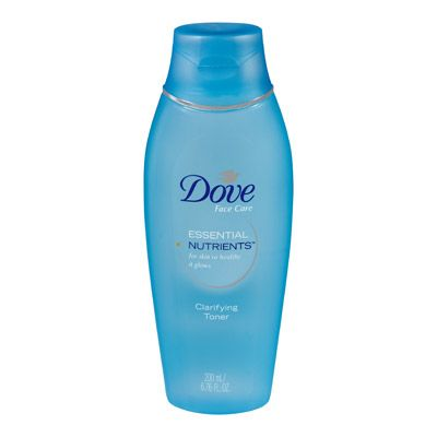 Dove Essential Nutrients Alcohol-Free Toner