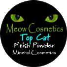 Meow Cosmetics Top Cat Finish Setting Powder