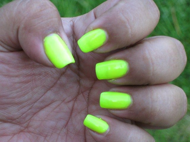 SinfulColors Neon Melon