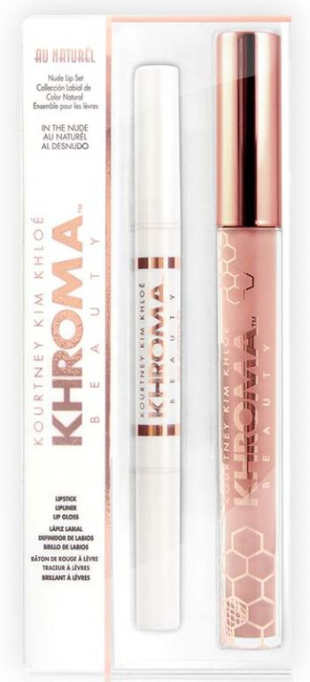 Khroma Beauty Nude Lip Set