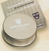 Kryolan Translucent Powder