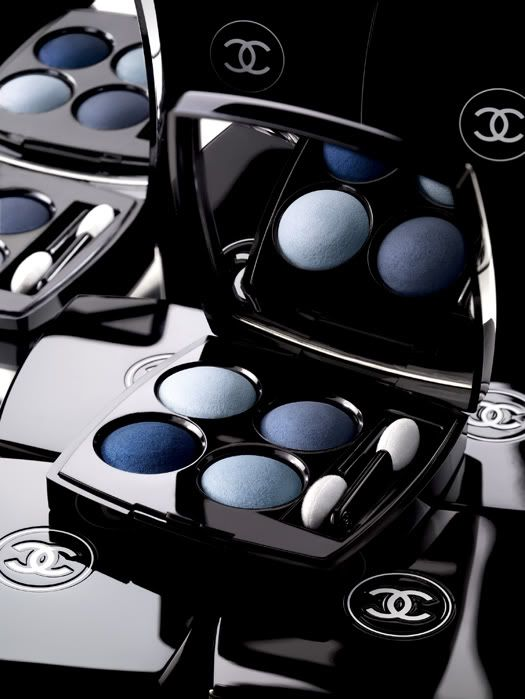 Chanel Chanel Les 4 Ombres Eye Shadow Quad Lagons (29)