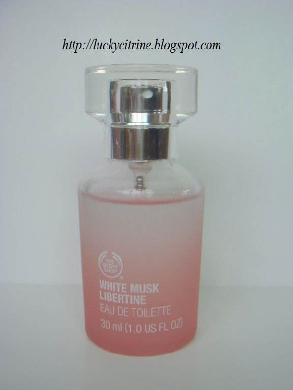 The Body Shop White Musk Libertine edp