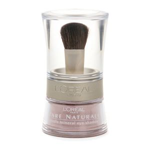 L'Oreal Bare Naturale Mineral Eyeshadow